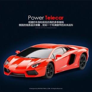 送礼佳品儿童男孩玩具遥控汽车高速漂移赛车充电带灯光模型玩