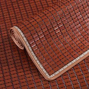 夏季麻将凉席沙发垫夏天款客厅欧式防滑红木竹席凉垫竹垫坐垫