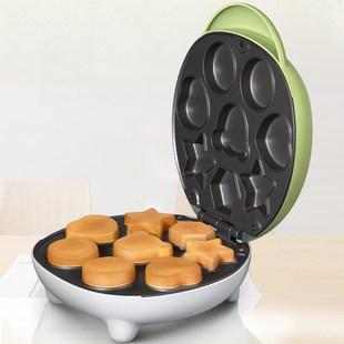 早餐多士炉微电脑烘烤儿童辅食鸡蛋全自动蛋糕机婴儿电饼铛面包