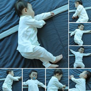 婴儿内衣套装纯棉初生宝宝秋衣裤男睡衣0-1岁女3春装新生儿童衣服