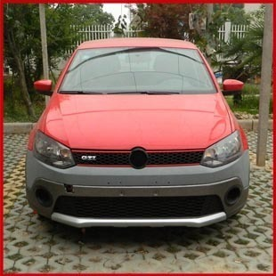Обвес Compliance 2011 NEW POLO Corss PP Volkswagen Volkswagen polo
