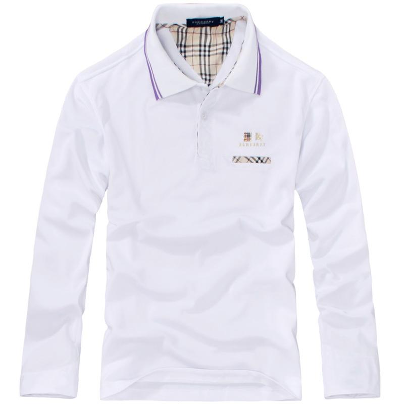 Рубашка поло Junpie 8659 2012 POLO POLO Длинные рукава ( рукава > 57см )