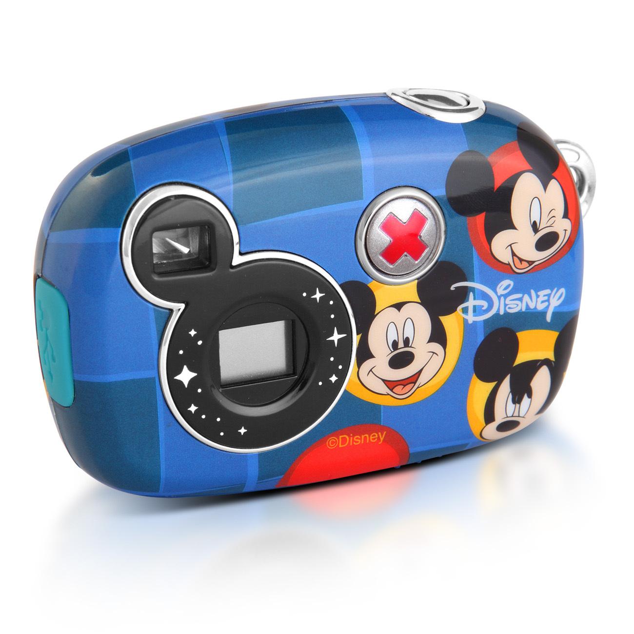 disney/迪士尼 030魔镜(米奇)儿童数码相机 迷你照相机 小孩玩具图片
