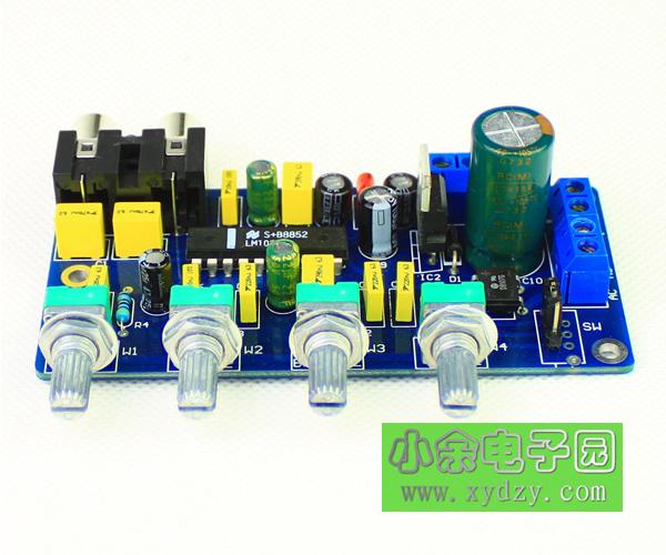 Усилитель LM1036n 12V продается в интернет магазине Nazya.com за 434 рублей.