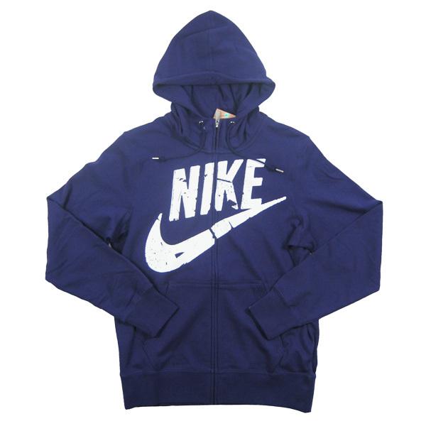 Спортивная куртка Nike ls406776/535 6.5 360 406776-535 Воротник с капюшоном Молния