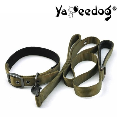 Yapi dog dogs with canine dual traction package / in the large dog collar dog leash leash 5078 #