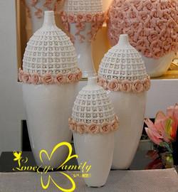 美纯色花纹华丽技巧玫瑰白色美甲教程_丫头6s实施白色图片