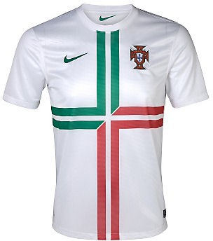 Футбольная форма   Top Thailand,new Portugal 2012-13 Europa Cup,away Authentic
