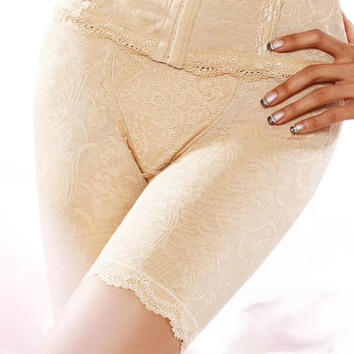 Корректирующее белье Song Riel Капри, укороченные брюки Нейлон Бутоньерки