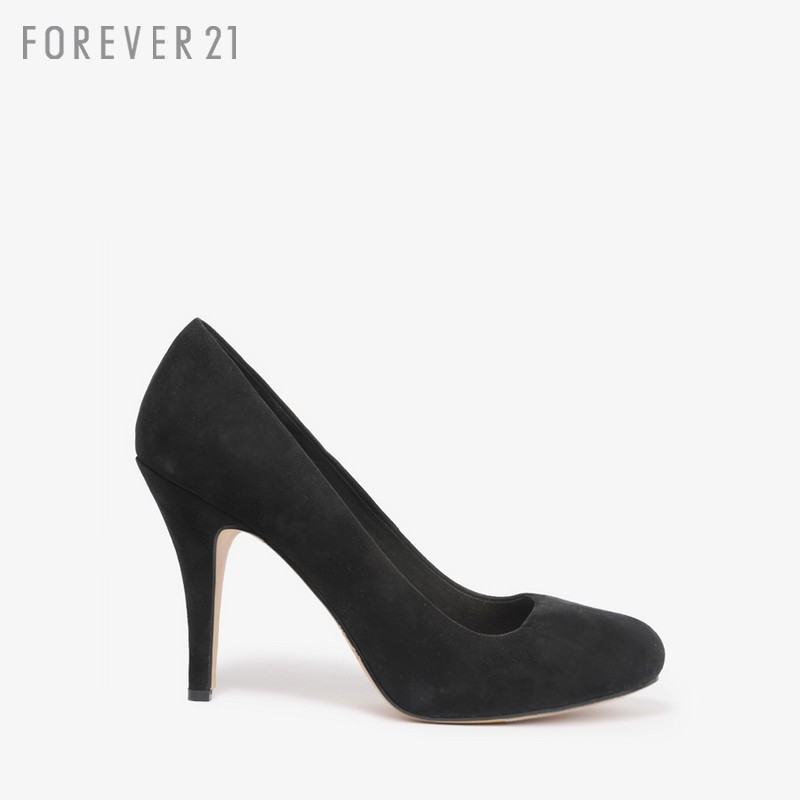 туфли Forever 21 21840401 FOREVER21 FAB Замша
