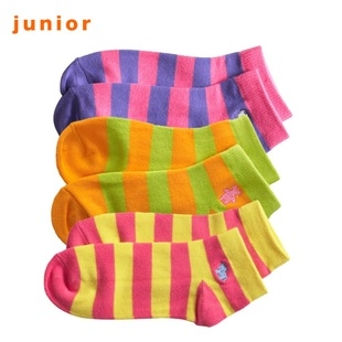 2012 Giordano underwear elastic boy for three cross with colorful embroidery socks 03240516