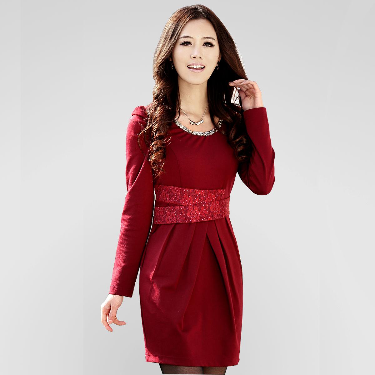 Женское платье Goldwater style yy1205 2012 Осень 2012 Разные