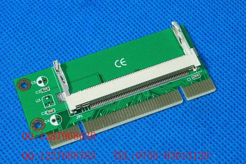 Свою очередь, MiniPCI PCI PCI включить Mini-PCI адаптера , так что оборудование MiniPCI используется на рабочем столе...