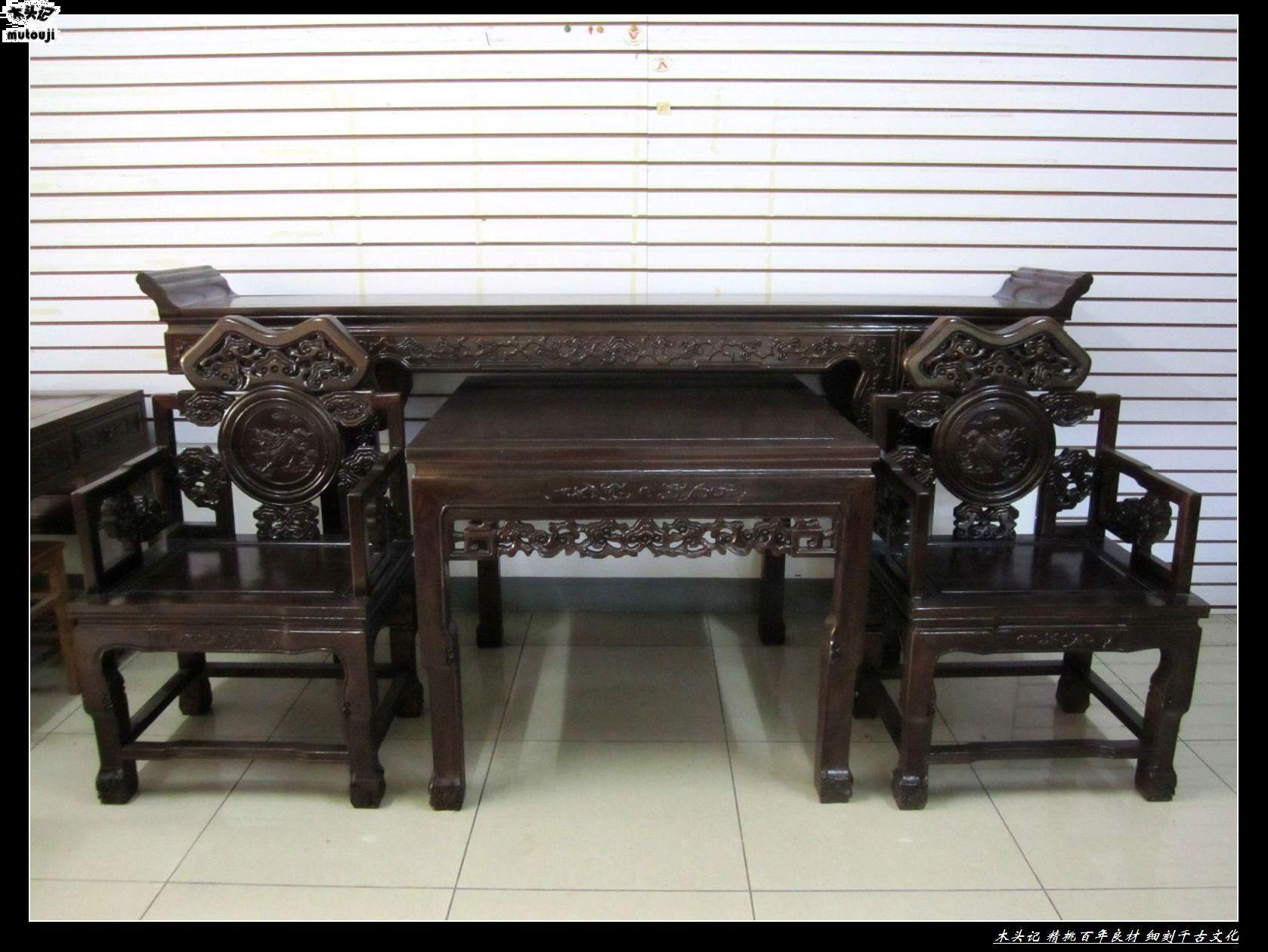 Антикварный письменный стол Wood in mind
