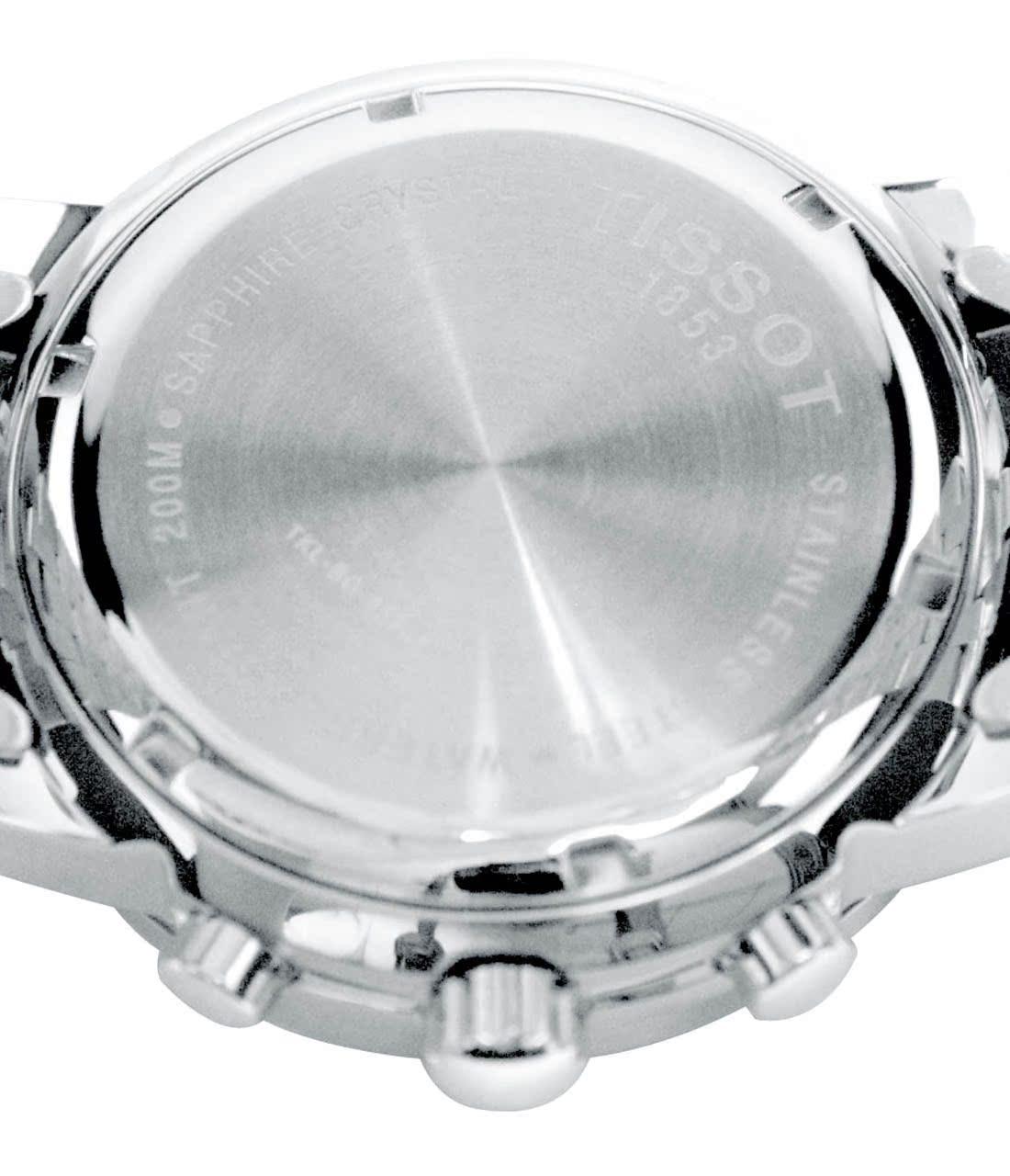Часы Tissot PRC200 T17.1.526.52 Кварцевые часы Мужские Швейцария 2005