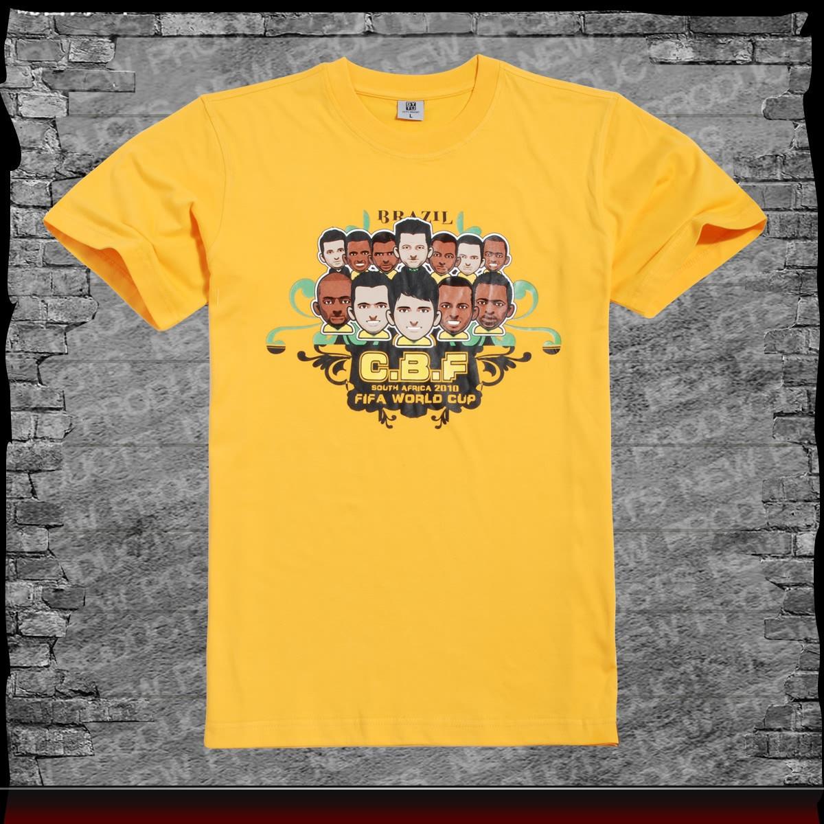 Спортивная футболка GOTY 1035 # 1035# Свободный Воротник-стойка 100 Дизайн
