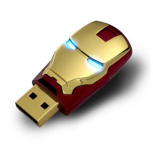 USB накопитель Creative u Marvel InfoThink 8GB 8 Гб Raytheon, The Incredible Hulk, Капитан Америка, Iron Man (Gold), Iron Man (серебро)