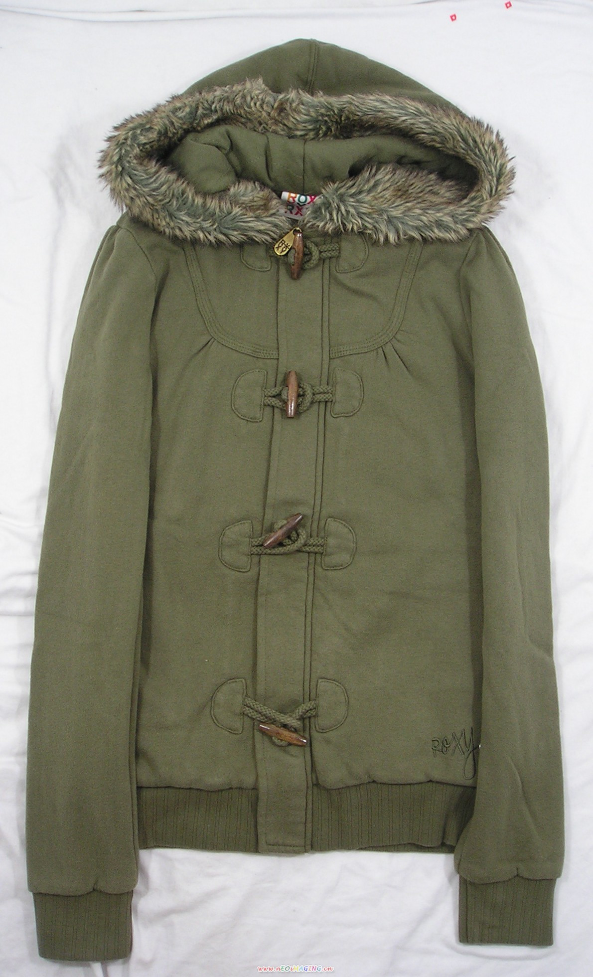 Roxy Куртка женская Sultanisjkt Oil Green