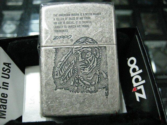Зажигалка Zippo Zippo 121FB Имитация антиквариата