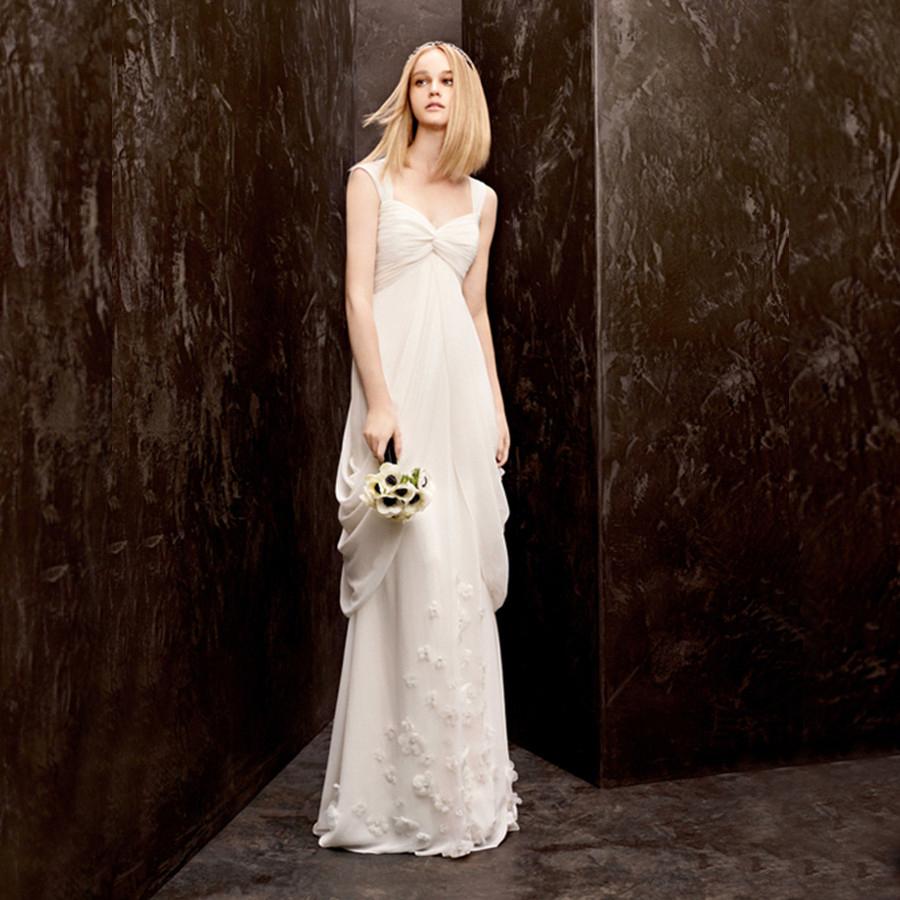 婚纱礼服2013结婚季新款复古优雅礼服韩式韩版抹胸新娘敬酒服长款礼服