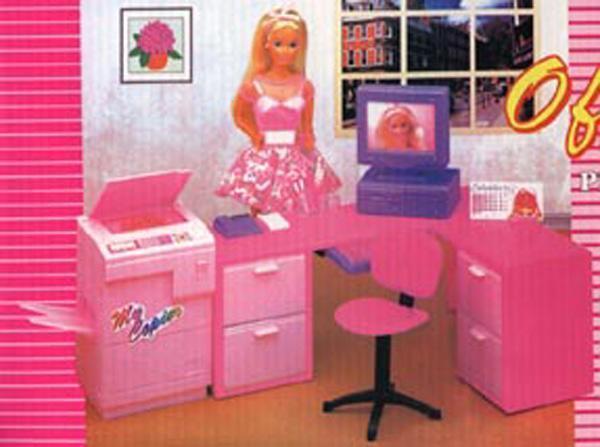 Как сделать мебель кукле барби