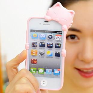 Apple чехол Protective sleeve Iphone4 4s Kiki Protective sleeve