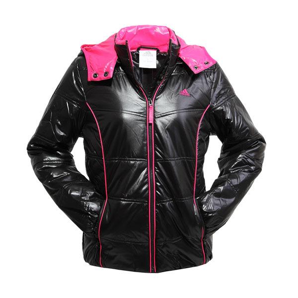 adidas куртки женские зимние розовые.