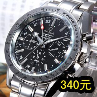 Часы Omega Механические с автоподзаводом Мужские Швейцария 2010