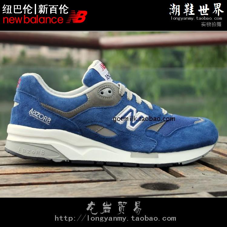 Кроссовки New Balance cm1600t Royal Blue Для мужчин Летом 2012 года Другой материал