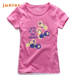 New Giordano t-shirts girls t-shirts in  world of music in  summer of 2012 03392003