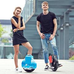 傲凤 电动独轮车智能平衡车成人思维代步车儿童单轮自平衡体感车