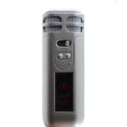 Oxlasers F7手持FM无线麦无线话筒无线咪配FM小蜜蜂教学导游会议