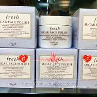 香港Fresh黄糖面膜馥蕾诗天然玫瑰花瓣补水保湿面膜Fresh玫瑰