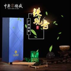 中广德盛福建安溪铁观音2018新茶特级礼盒装浓香型乌龙茶袋装茶叶