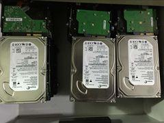 二手80G160G250G320G500G SATA串口 台式机硬盘WD西数希捷迈拓等