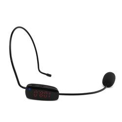 新好 P16 FM无线麦克风头戴式小蜜蜂扩音器耳麦教师教学专用话筒
