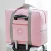 大容量旅行包手提可套拉杆包单肩便携防水折叠短途行李搬家袋