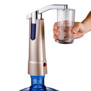纯净水桶电动抽水器桶装水自动加水器迷你无线充电式上水取水茶具