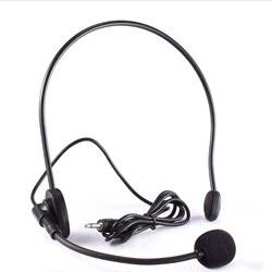 教师教学用小蜜蜂扩音器耳麦头戴话筒导游随身腰麦耳机领夹新在线