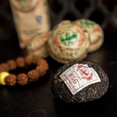 云南普洱茶南涧土林凤凰沱茶2007年856沱江甲级沱茶生茶500克