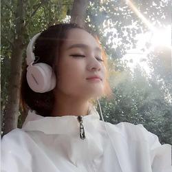耳機頭戴式有線音樂k歌帶麥線控蘋果OPPO男女生手機電腦耳麥可愛