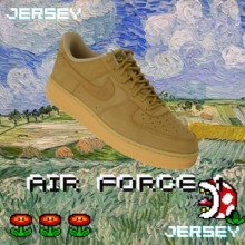 Nike Air Force 1 Low小麦低帮 AF1 空军一号板鞋 棕色麂皮AA4061